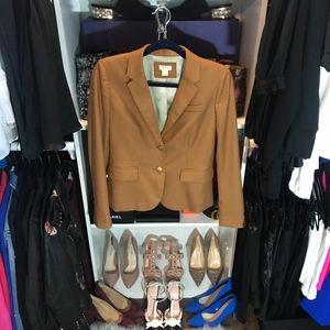 NEW! [J. CREW] Classic Tan Schoolboy Blazer